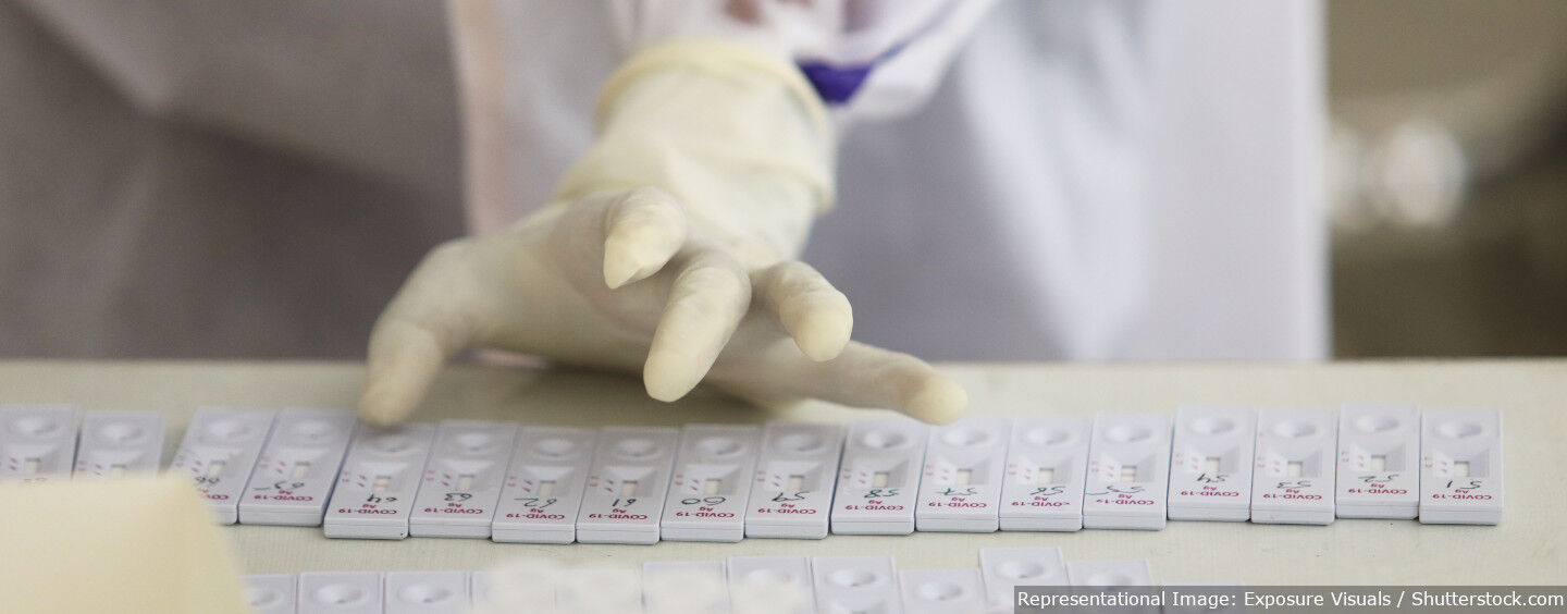 States Are Using More Antigen Testing. Heres What This Means