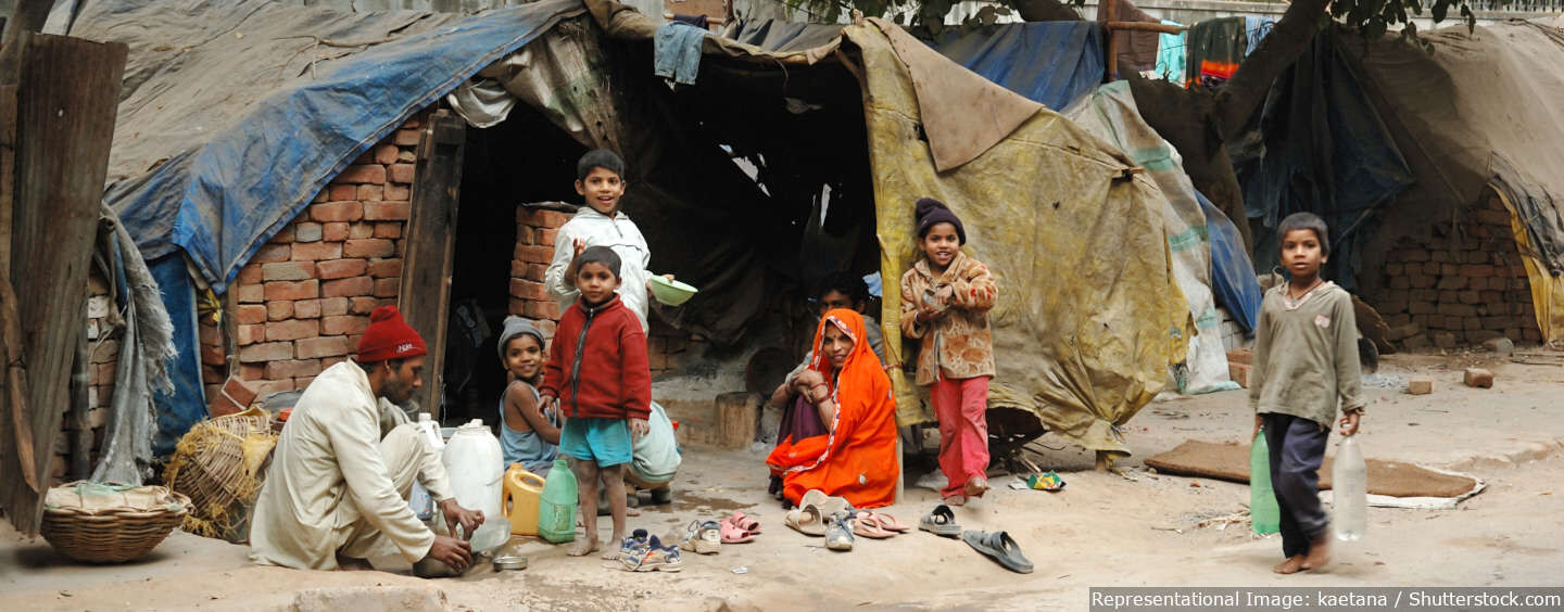 1.77Mn Indians Are Homeless. 40% Of Them Are Getting No Lockdown Relief