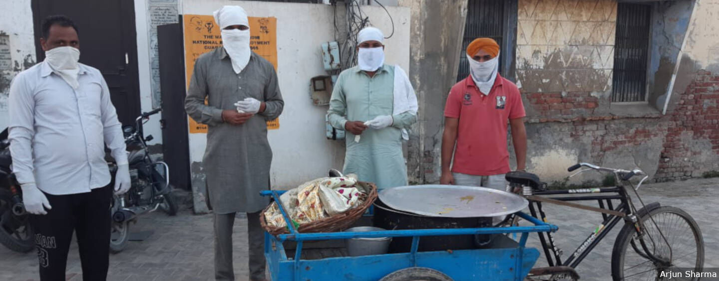 In Punjab Villages, COVID-19 Is Dissolving Some Caste Divides Among Sikhs