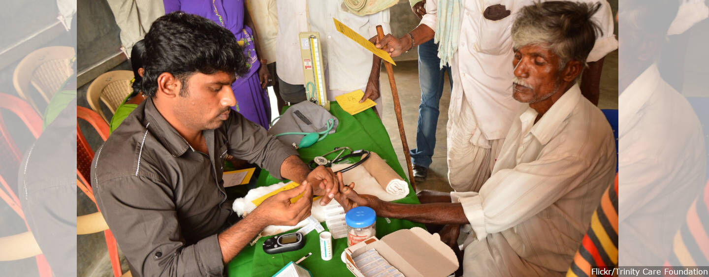1 In 2 Indian Diabetics Unaware Of Their Condition: Study