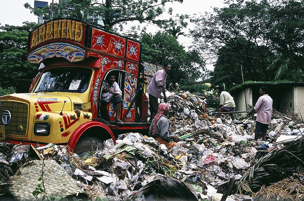 3 Million Truckloads Daily: India's Real Trash Problem