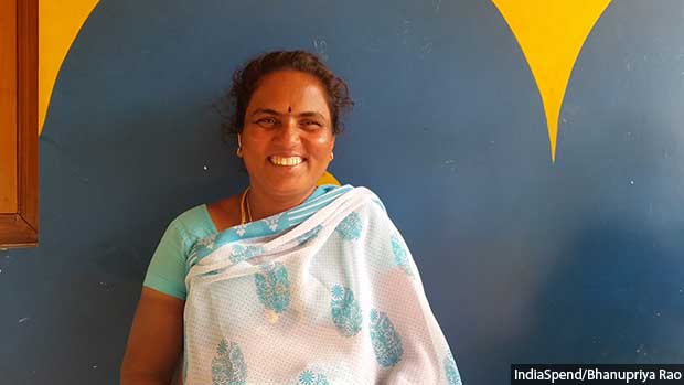 Why Muthukanni, A Dalit, Had To Build Her Own Panchayat Office |