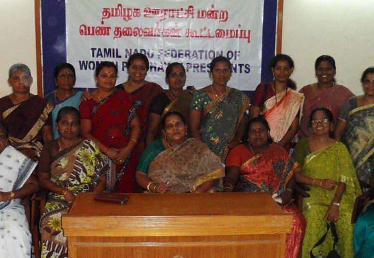 Tamil Nadu's Women Leaders Live, Work In The Shadow Of