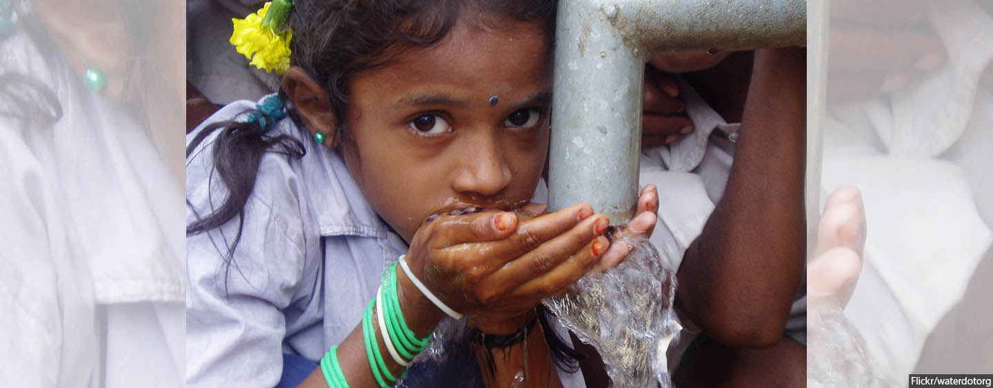 Diarrhoea Took More Lives Than Any Other Water-Borne ...