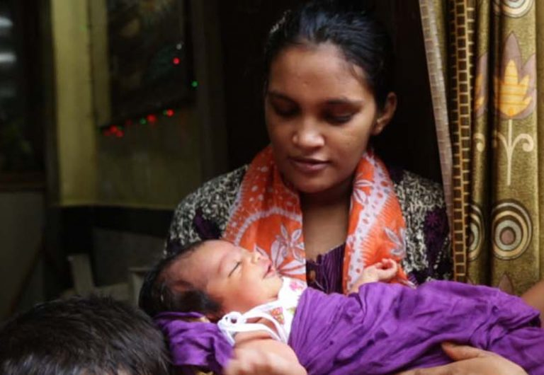 How A Mobile Voice Message Service Is Helping Indian Mothers, Babies