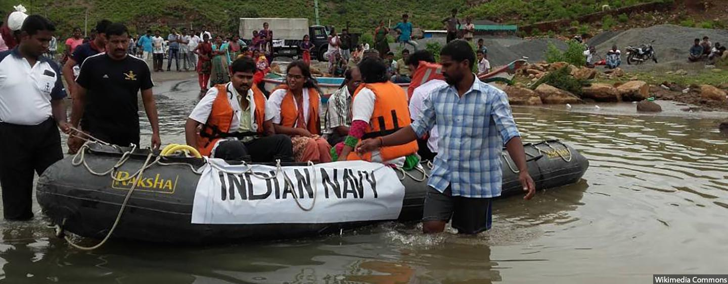 India Accounts For 1/5th Of Global Deaths From Floods, As