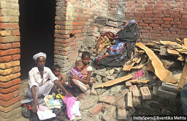 In A UP District, Death From Hunger, As Governance, Social Security