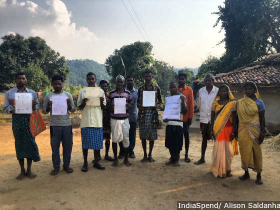 As India's Poor, Tribal Heartland Votes Today, Widespread