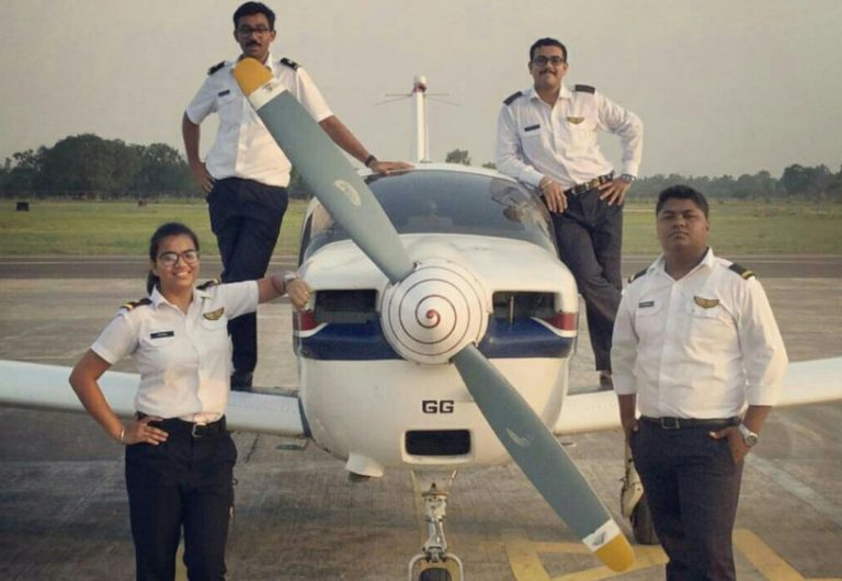 The Story Of Trainee First Officer Garima Sheoran, And The