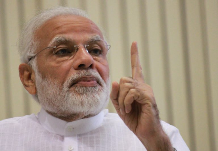 Modi's Personal Handle Tweeted Every 2 Hours In Last 6 Months |