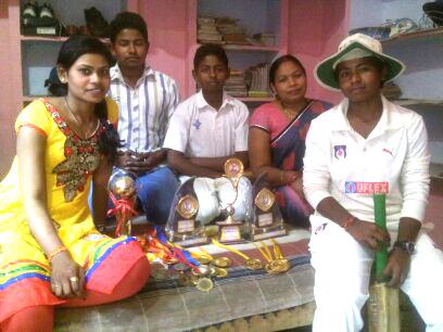 Banda Cricketer - Shobha