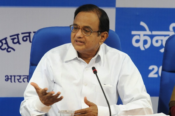 The Union Finance Minister, Shri P. Chidambaram addressing the Post-Budget Press Conference, in New Delhi on February 28, 2013.