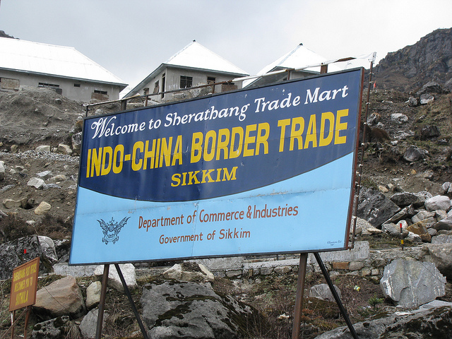 Indo China Border trade