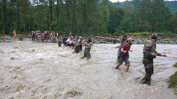 J&K Floods