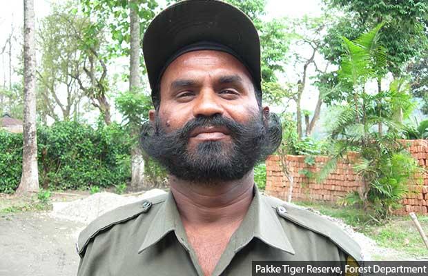 PakkeTR_Late P.D. Majhi_Credit Pakke Tiger Reserve Forest Department_620