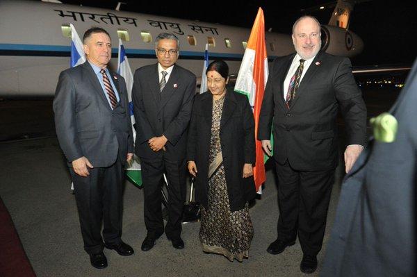 SwarajInIsrael