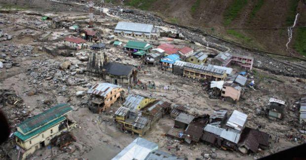 Uttarakhand floods picture