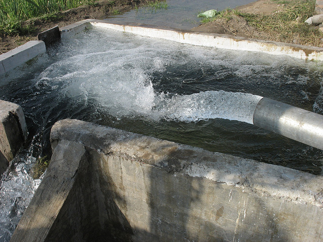 Waterirrigation