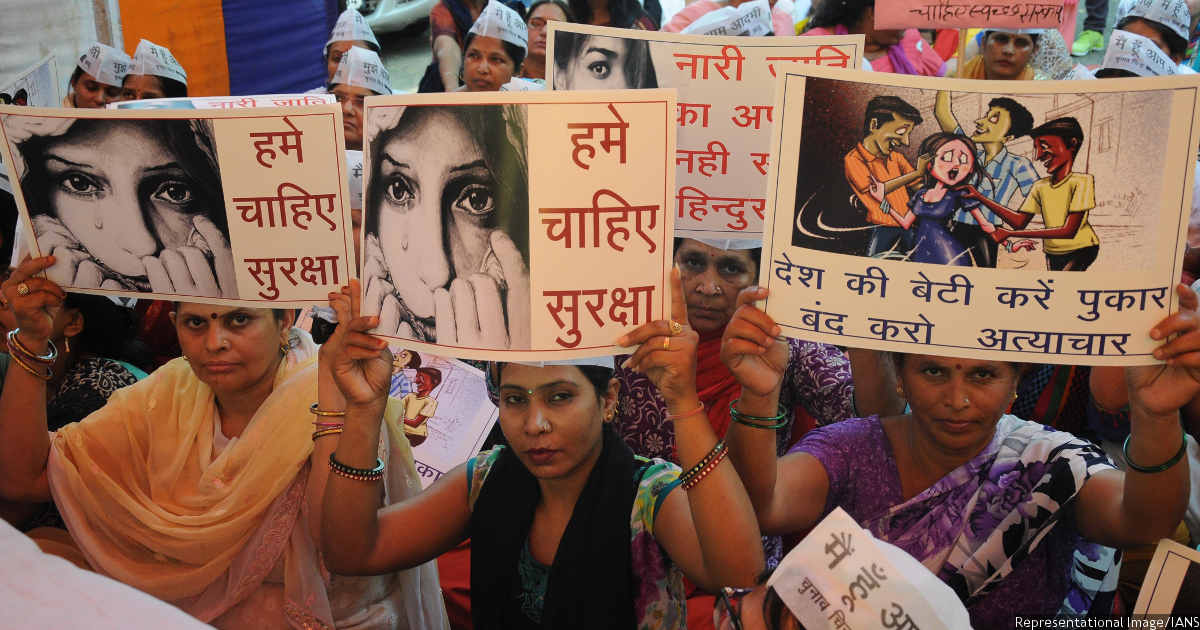 crimes against women While the ncrb data have shown a substantial rise in crimes against women, activists say there has been an increase in reporting rather than the rate of crime.
