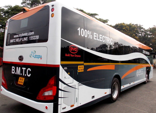 Electric Buses Bangalore