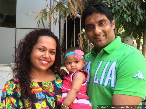 Why only 32 of indias 50000 orphans will find parents shefali simmons and ratan suvarna a couple who live in bangalore successfully adopted a baby under the new laws that ensure details of children in all ccuart Images