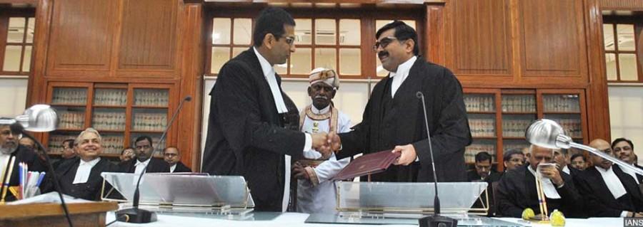 ist judge of jk high court