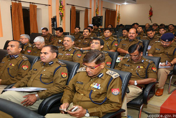 UP's IPS Officers Transferred At Four Times The Indian