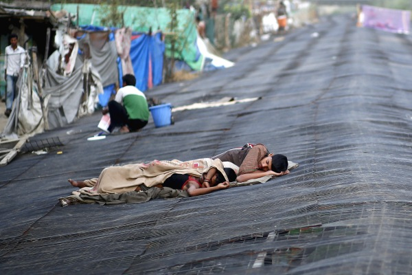 name a method to estimate the poverty line in india
