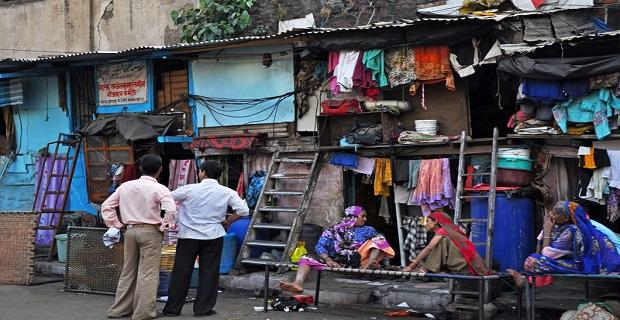 slum population increase in india